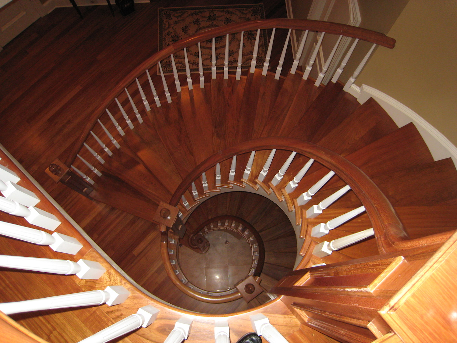 new-york_residential-interior-design_Contemporary Stair Case
